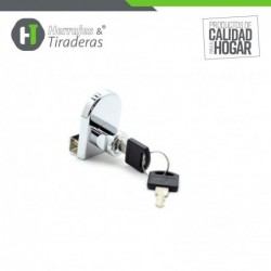 TIRADERA ALUMINIO C 15MM C/ESPIGA 3MTS